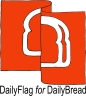 DailyFlag for DailyBread in support of Daily Bread Food Bank